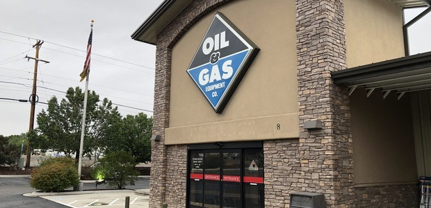 oil and gas storefront