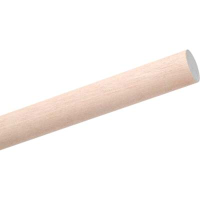 Waddell 3/16 In. x 36 In. Hardwood Dowel Rod