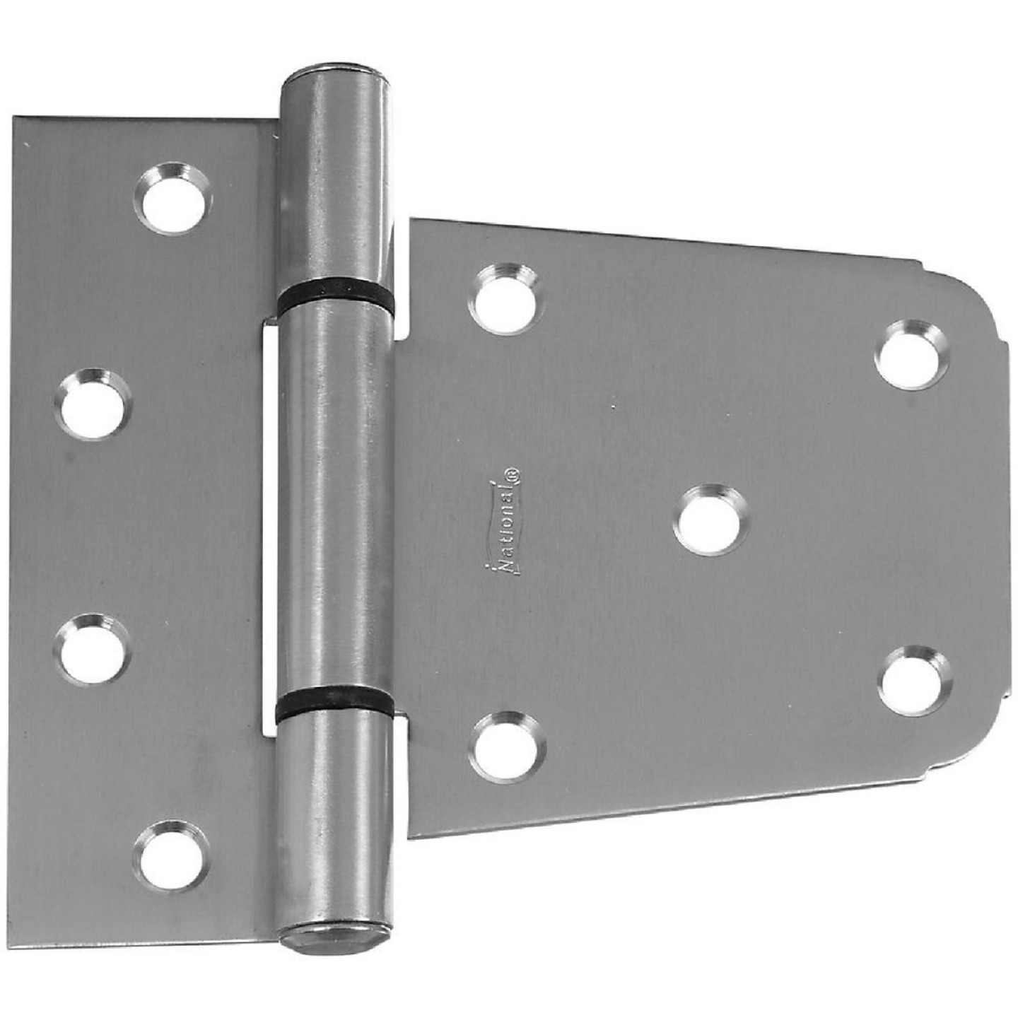 National 3-1/2 In. Heavy-Duty Gate Hinge Image 1