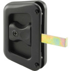 Prime-Line 2-1/2 In. W. Hat Section Screen Door Latch & Pull Image 1