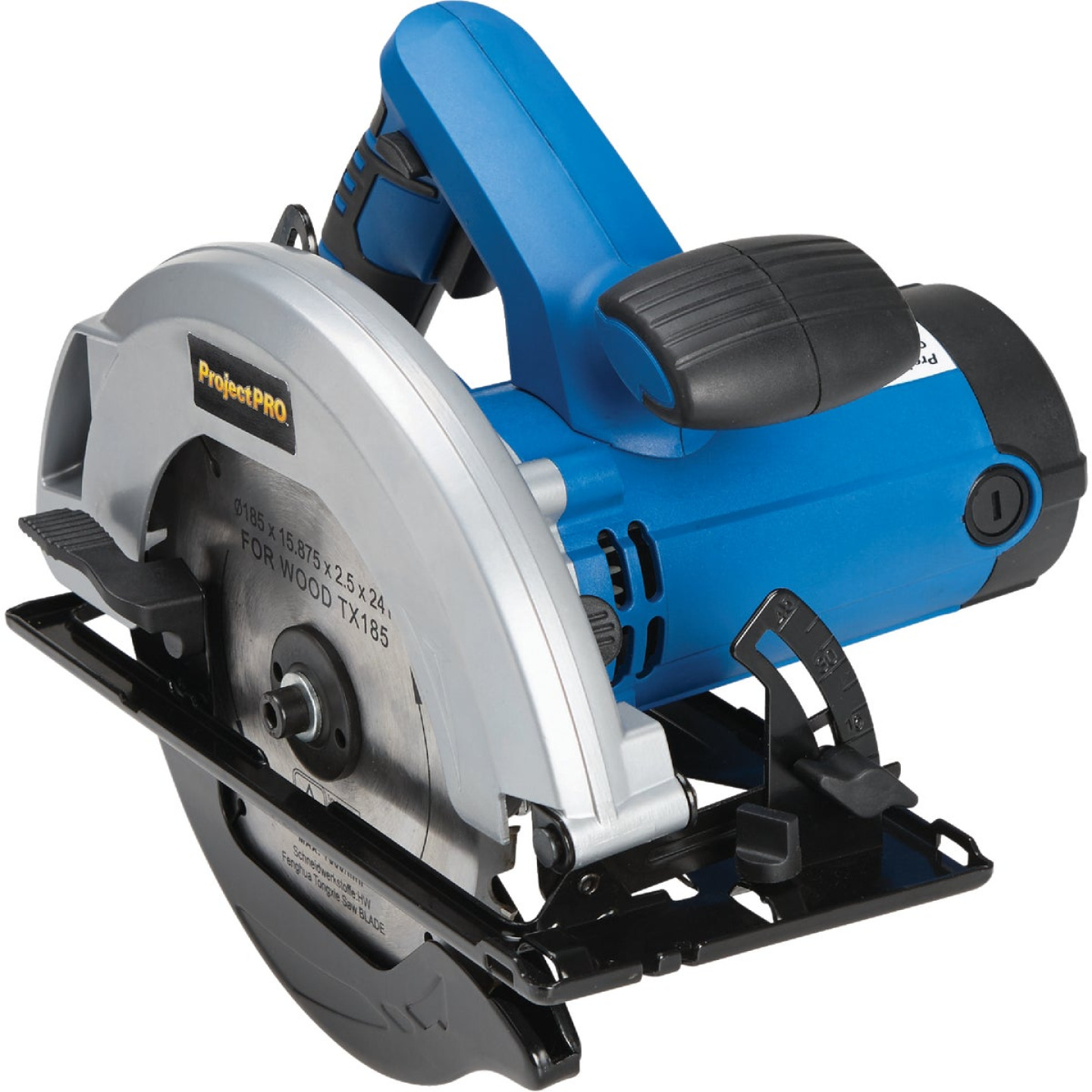 Project Pro 7-1/4 In. 12-Amp Circular Saw Image 1