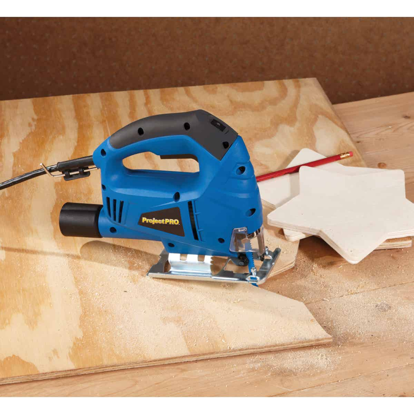 Project Pro 4.5A 0-3000 SPM Speed Jig Saw Image 2