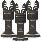 Imperial Blades ONE FIT 1-3/4 In. Japanese Tooth Precision Power Curve Hardwood Blade (3-Pack) Image 1