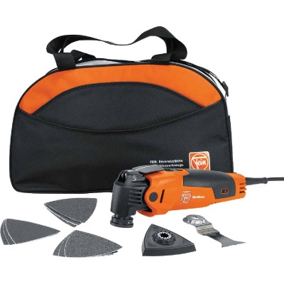 Fein Multi Master Start Q 2.9-Amp Oscillating Tool Kit