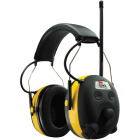 3M Digital Worktunes NRR 22dB Industrial Radio Earmuffs Image 1