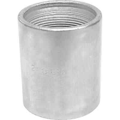 Anvil 1/8 In. x 1/8 In. FPT Standard Merchant Galvanized Coupling