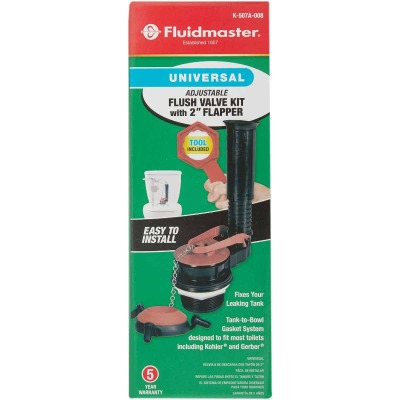 Fluidmaster Universal Toilet Repair Kit