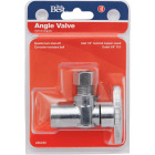 Do it 1/2 In. Sweat 3/8 In. OD Compression Quarter Turn Angle Valve Image 2