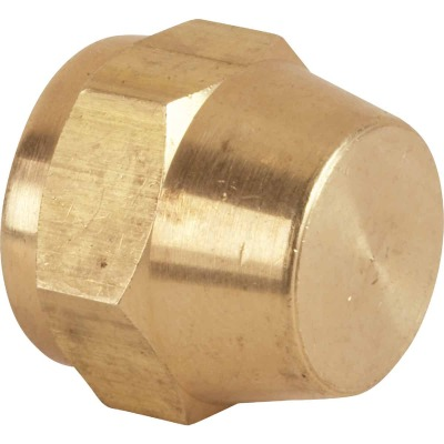 Do it 1/2 In. Brass Lead Flare Cap