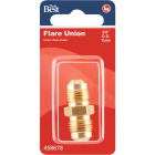 Do it 3/8 In. Brass Low Lead Flare Union Image 2