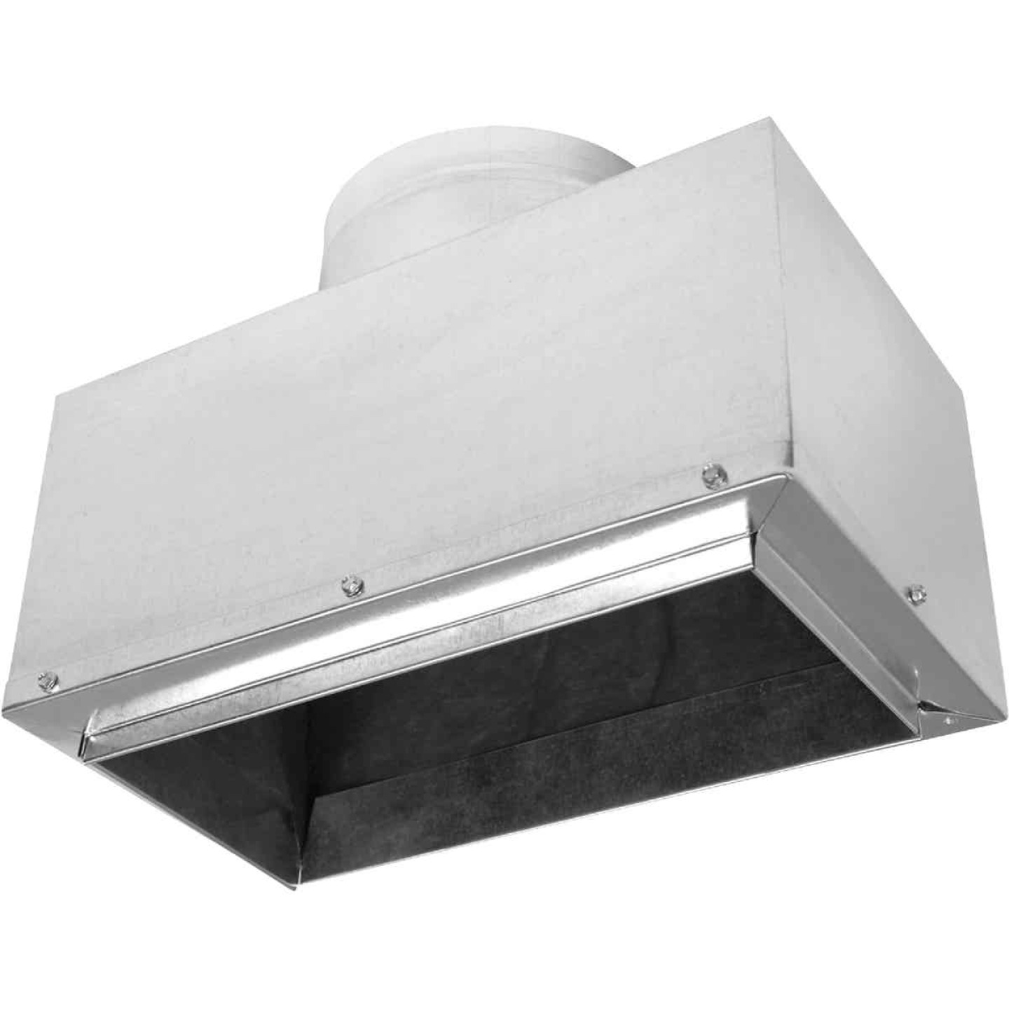 Imperial 10 In. x 6 In. x 6 In. Insulated Register Boot Image 1