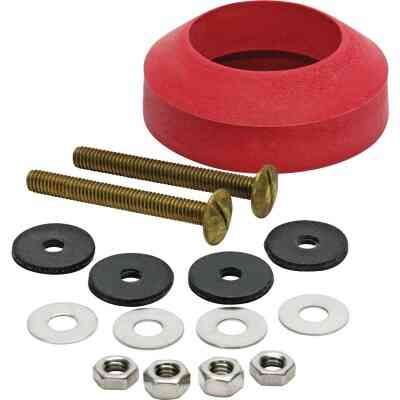 Fluidmaster Toilet Bolts and Tank To Bowl Gasket Kit