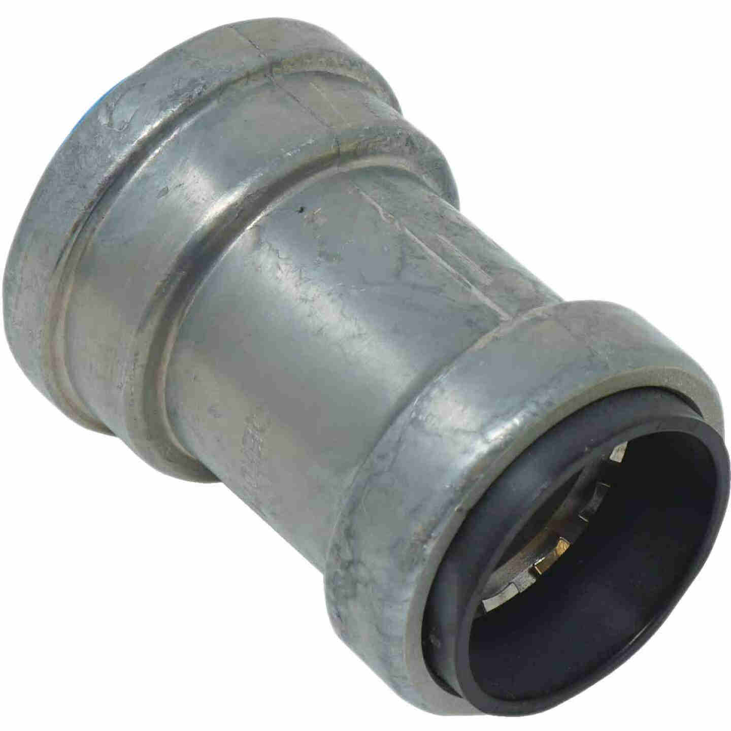 Southwire SimPush 3/4 In. EMT to Liquid Tight Push-To-Install Combination Conduit Coupling Image 1