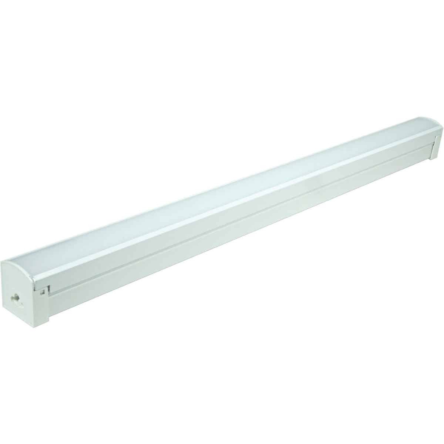 Satco Nuvo 2 Ft. LED Linkable Strip Light Fixture Image 1
