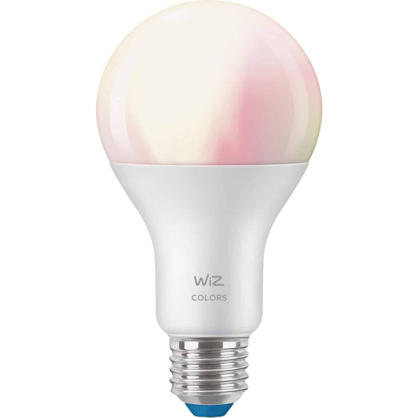 Wiz 100W Equivalent Color Changing A21 Medium Dimmable Smart LED Light Bulb Image 2