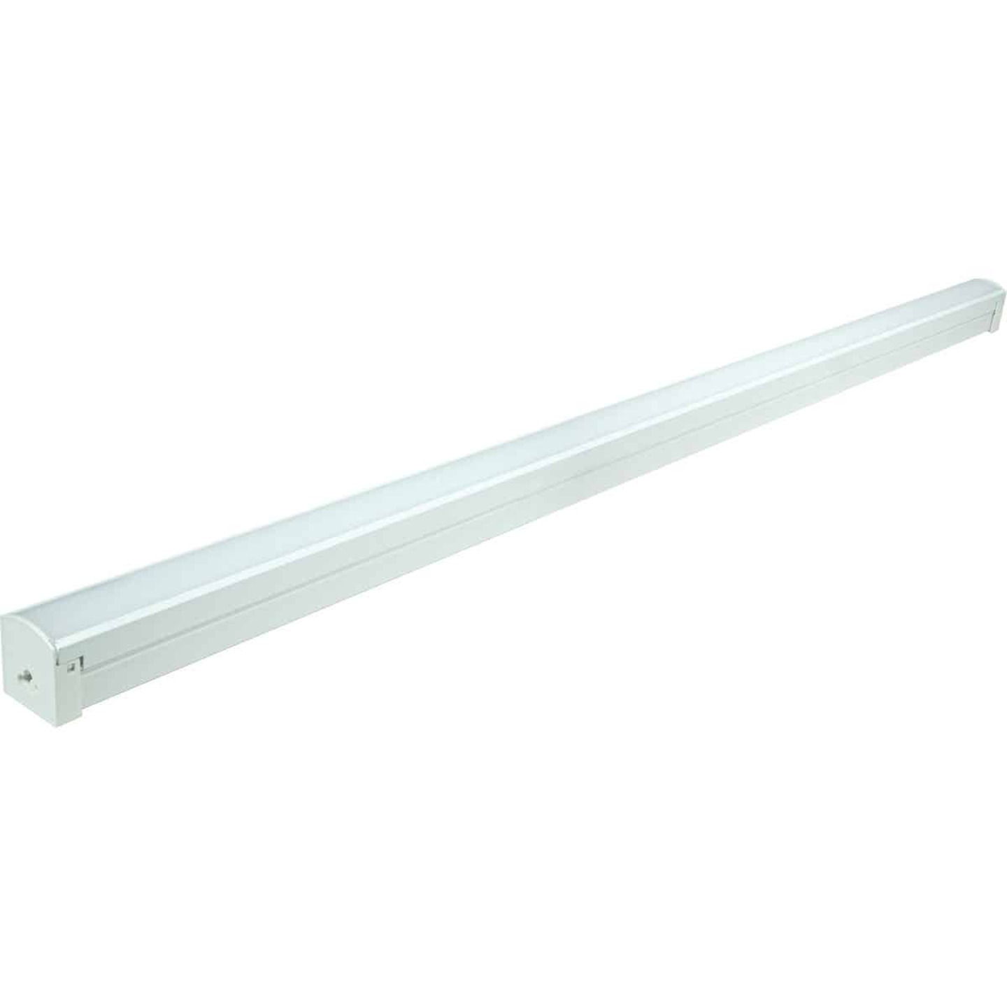 Satco Nuvo 4 Ft. LED Linkable Strip Light Fixture Image 1