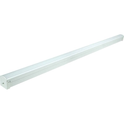 Satco Nuvo 4 Ft. LED Linkable Strip Light Fixture