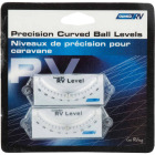 Camco RV Curved Ball RV Level, (2-Pack) Image 2