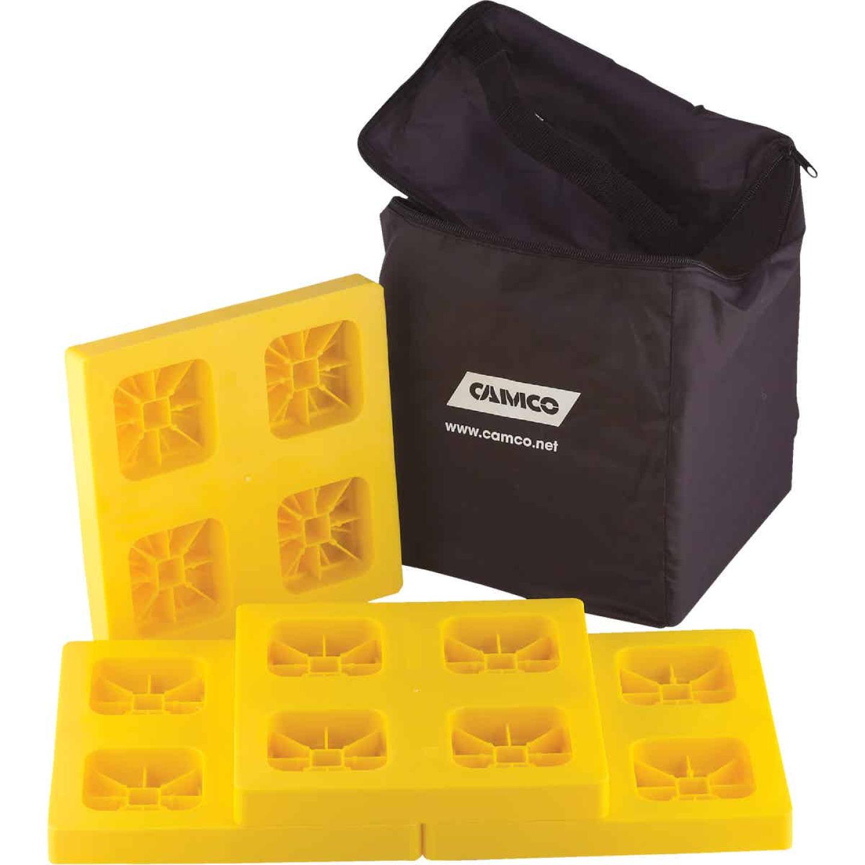 Camco RV Leveler Blocks, (10-Pack) Image 1
