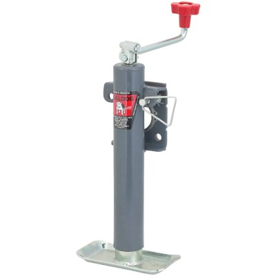 Bulldog 2000 Lb. Topwind Weld-On Swivel Trailer Jack