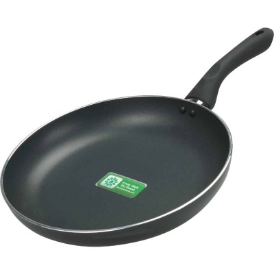 Ecolution Artistry 11 In. Black Aluminum Non-Stick Fry Pan