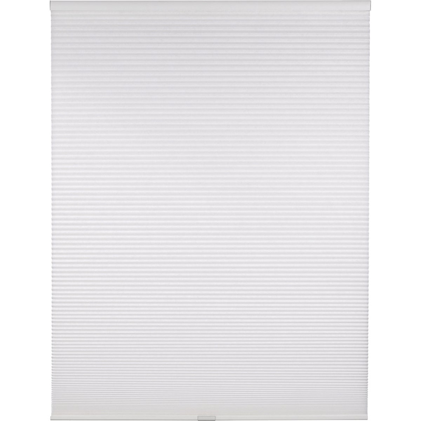 Home Impressions 1 In. Light Filtering Cellular White 47 In. x 72 In. Cordless Shade Image 1