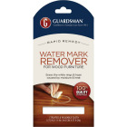 Guardsman Water Mark Remover Cloth for Wood Furniture Image 1