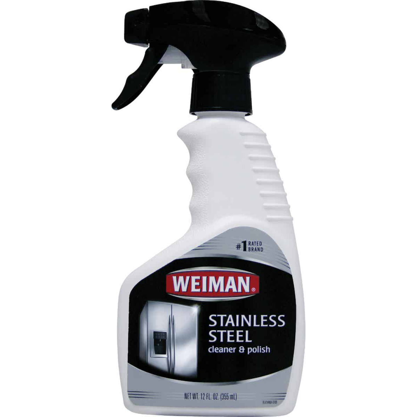 Weiman 12 Oz. Stainless Steel Cleaner & Polish Image 1