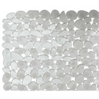 InterDesign Pebblz 22 In. Square Shower Mat Image 1