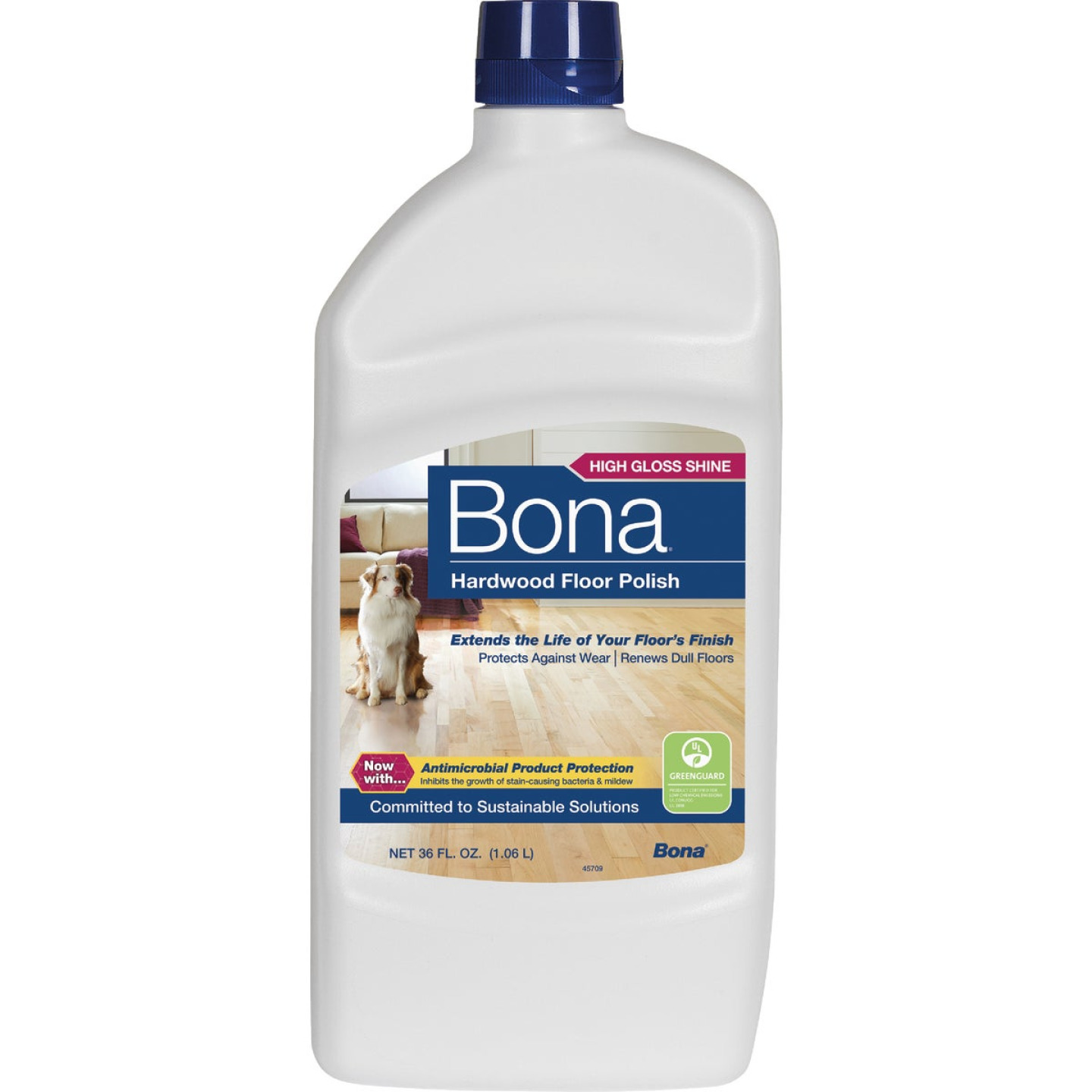 Bona 36 Oz. High Gloss Hardwood Floor Polish Image 1