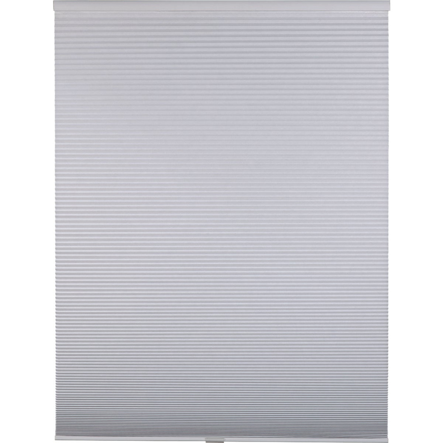 Home Impressions 1 In. Room Darkening Cellular White 31 In. x 72 In. Cordless Shade Image 1