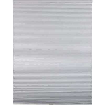 Home Impressions 1 In. Room Darkening Cellular White 47 In. x 72 In. Cordless Shade