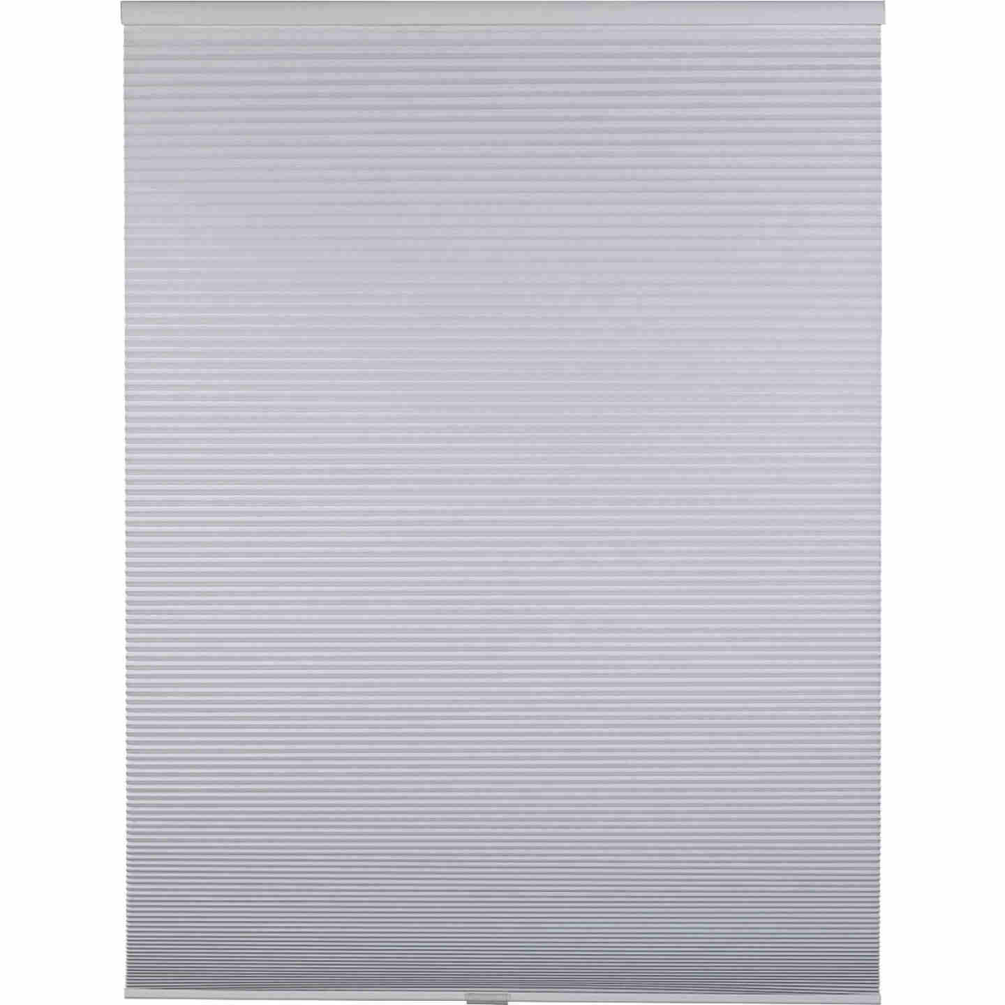 Home Impressions 1 In. Room Darkening Cellular White 60 In. x 72 In. Cordless Shade Image 1