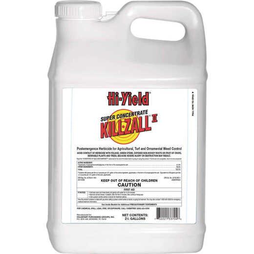 Hi-Yield Killzall 2-1/2 Gal. Concentrate Weed & Grass Killer