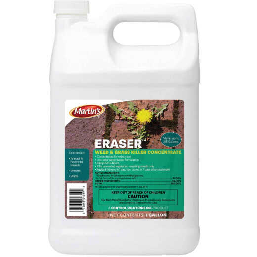 Martin's Eraser 1 Gal. Concentrate Weed & Grass Killer