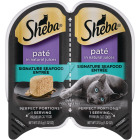 Sheba Perfect Portions Pate 2.6 Oz. Adult Signature Seafood Wet Cat Food Image 1
