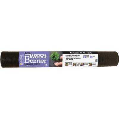 DeWitt Weed Barrier 3 Ft. W. x 50 Ft. L. Pointbond Polyproylene 5-Year Basic Weed Control Landscape Fabric