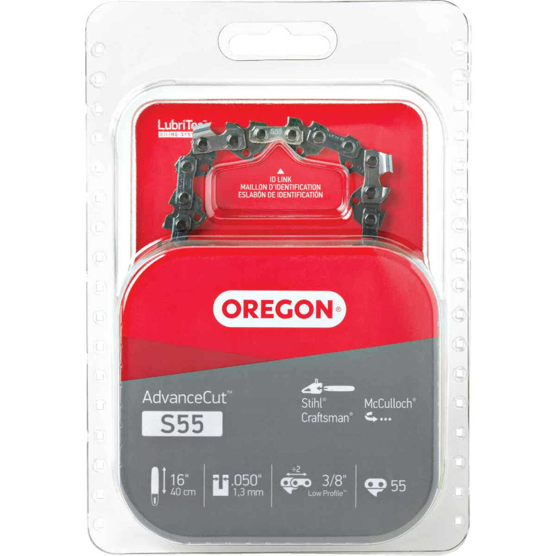 Oregon AdvanceCut S55 16 In. Chainsaw Chain Image 1