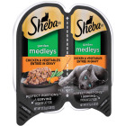 Sheba Perfect Portions Garden Medleys 2.6 Oz. Adult Chicken & Vegetables Wet Cat Food Image 1