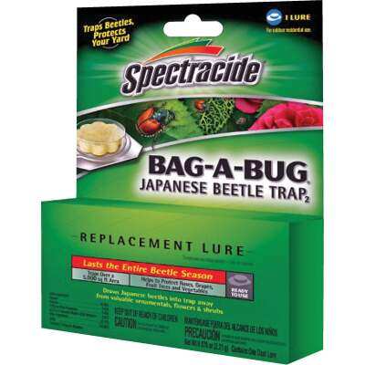 Spectracide Bag-A-Bug 1 Mg. Solid Outdoor Japanese Beetle Bait