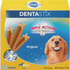 Pedigree Dentastix Large Dog Original Flavor Dental Dog Treat (32-Pack) Image 1