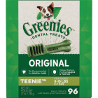 Greenies Teenie Toy Dog Original Flavor Dental Dog Treat (96-Pack) Image 1
