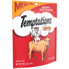Temptations Hearty Beef 6.3 Oz. Cat Treats Image 1