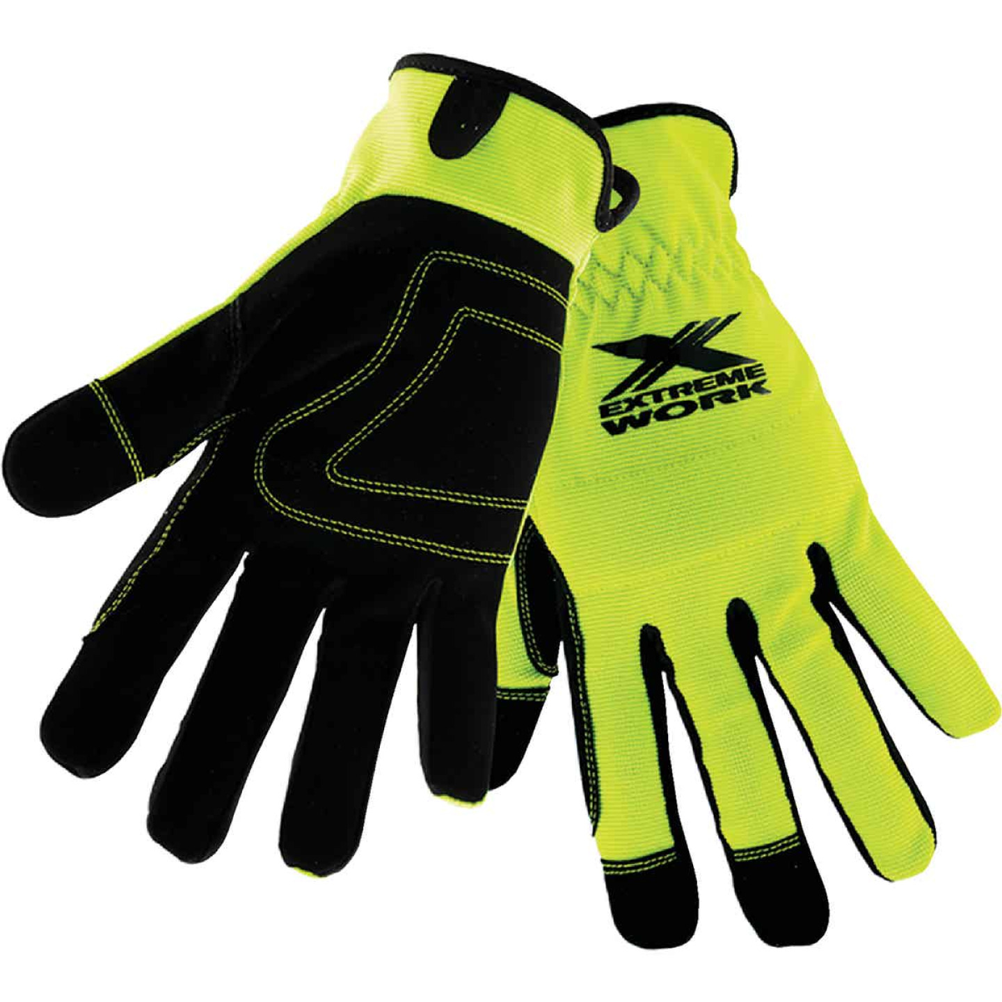 West Chester Protective Gear Extreme Work Men's Medium Synthetic Leather High Performance Glove Image 1