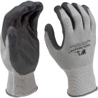 Wells Lamont Men's Large Fine Gauge Knit Nitrile Coated Glove Image 3