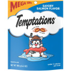 Temptations Savory Salmon 6.3 Oz. Cat Treats Image 1