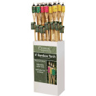 Outdoor Expressions 4 Ft. Assorted Color Bamboo Party Patio Torch Image 9