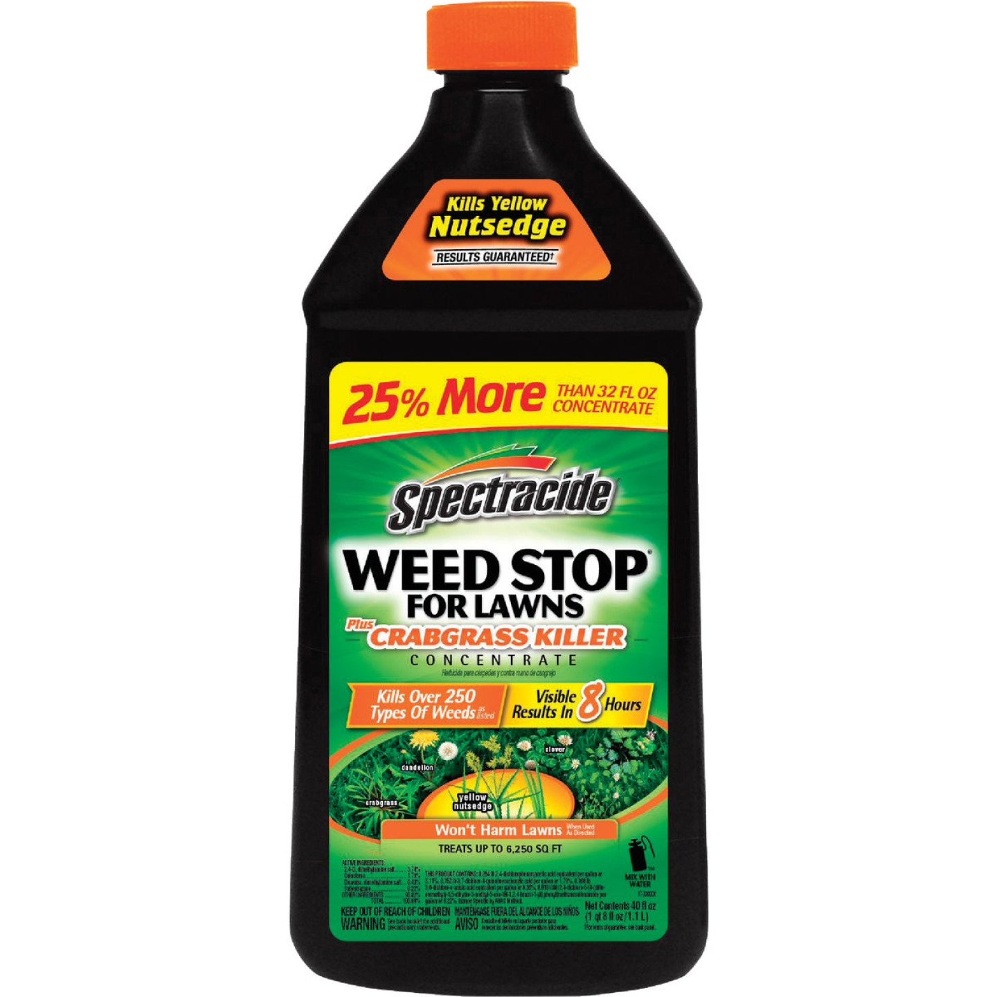 Spectracide Weed Stop 40 Oz. Concentrate Crabgrass & Weed Killer Image 1