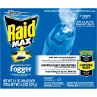 Raid Max Concentrated Deep Reach 2.1 Oz. Indoor Insect Fogger (3-Pack) Image 1
