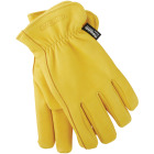 Channellock Men's Large Deerskin Work Glove Image 1